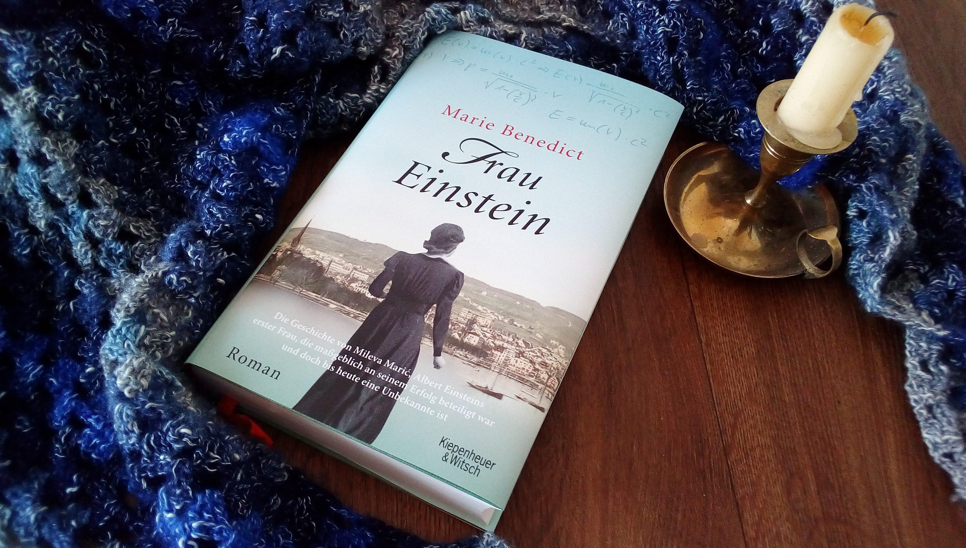 """[Rezension] """"Frau Einstein"""" von Marie Benedict"""