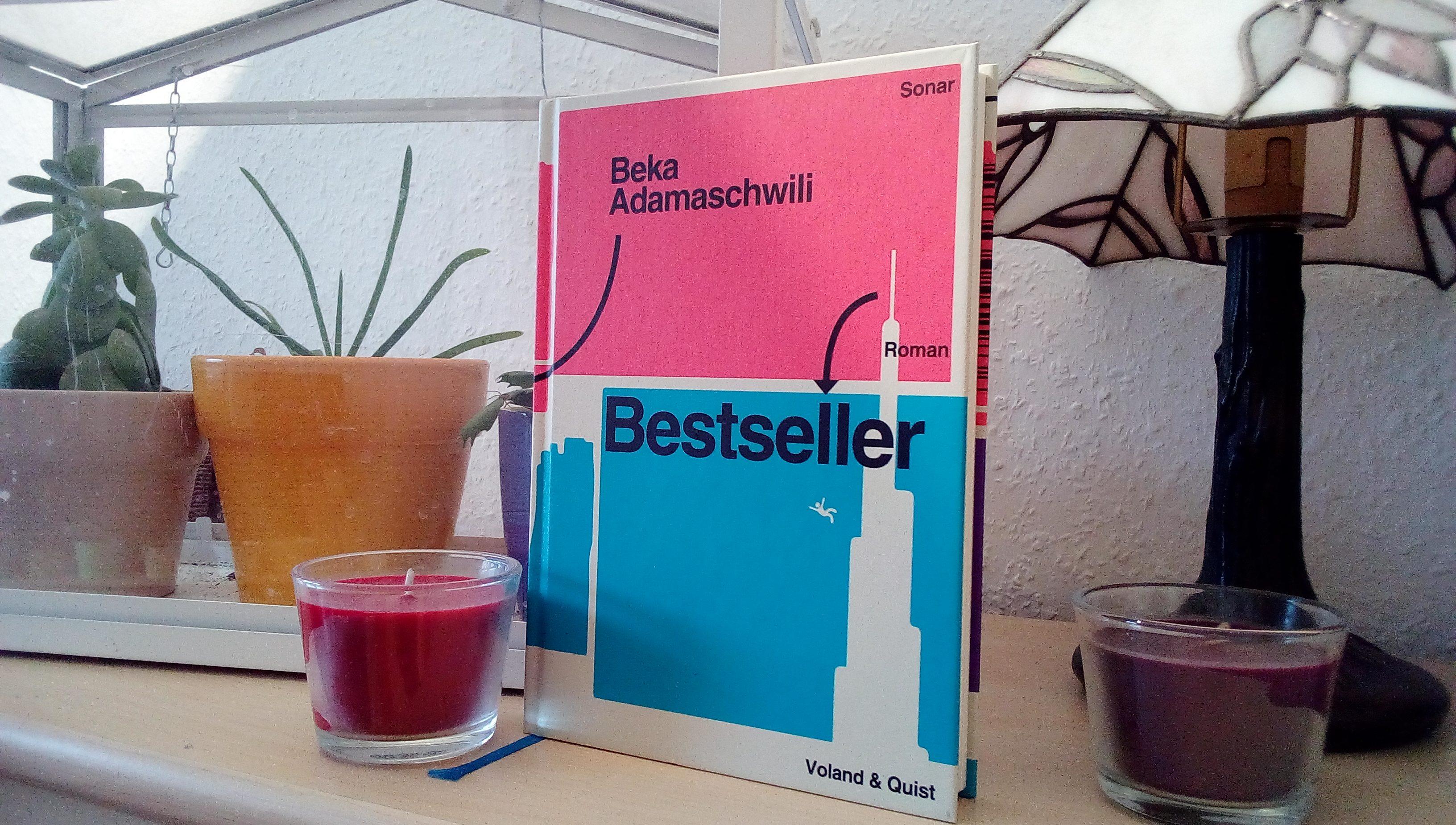 [Bücher in Büchern] Bestseller von Beka Adamaschwili