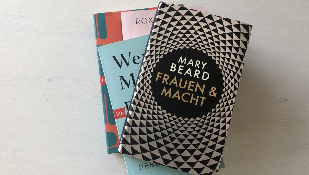"""[Rezension] """"Frauen & Macht"""" von Mary Beard"""