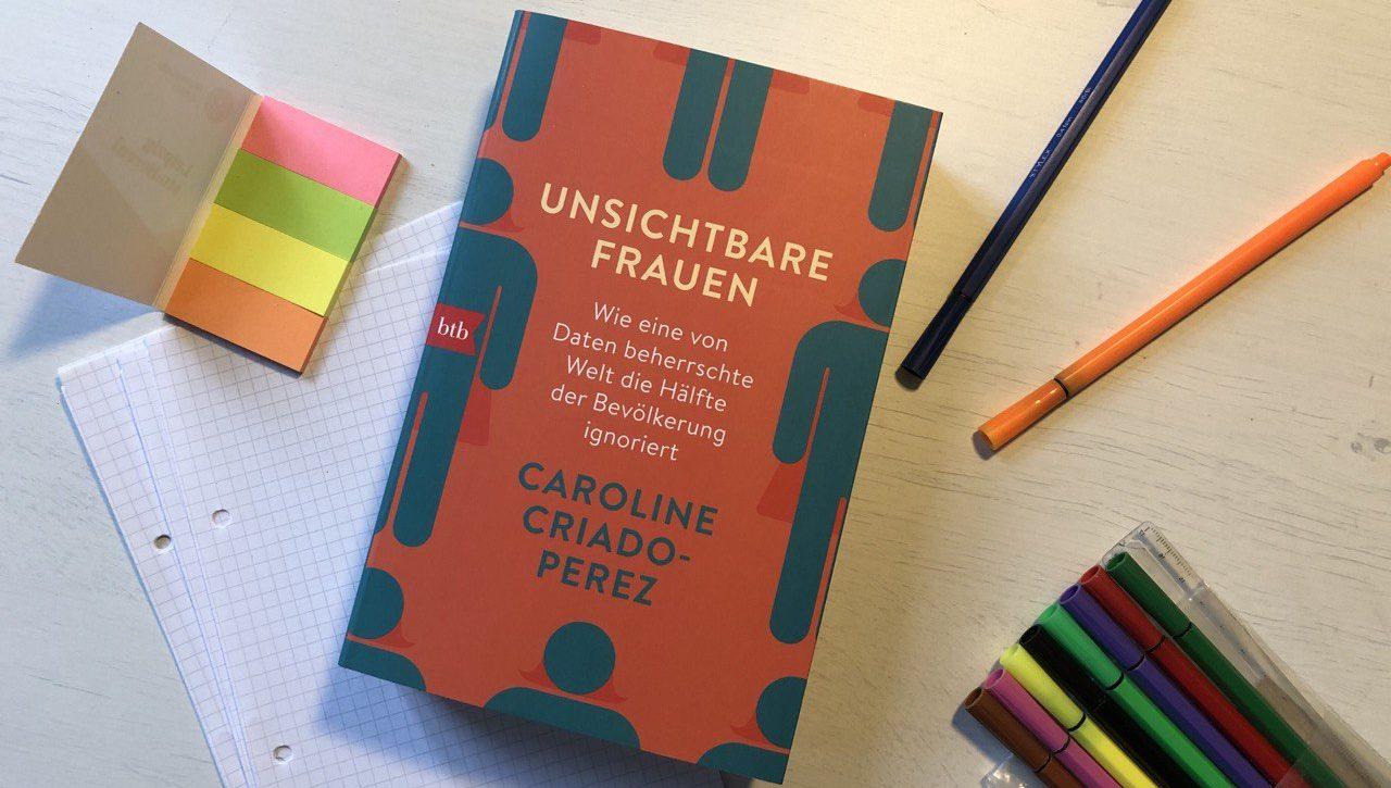 """[Offene Leserunde] """"Unsichtbare Frauen"""" von Caroline Criado-Perez"""