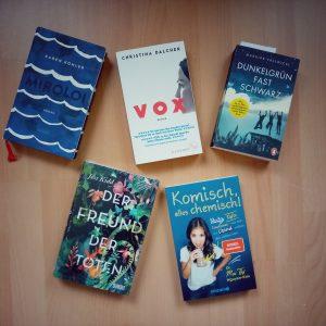5 Bücher, die ich auf Empfehlung gekauft und nicht gelesen habe
