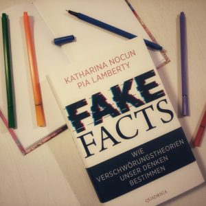 """Fake Facts"" von Katharina Nocun & Pia Lamberty"